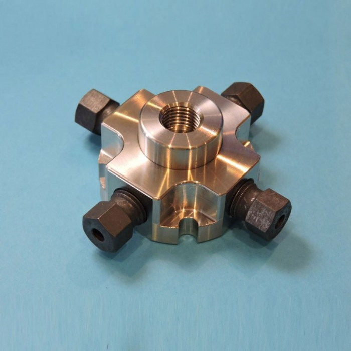Vindum MV 5 Way Manifold Connector