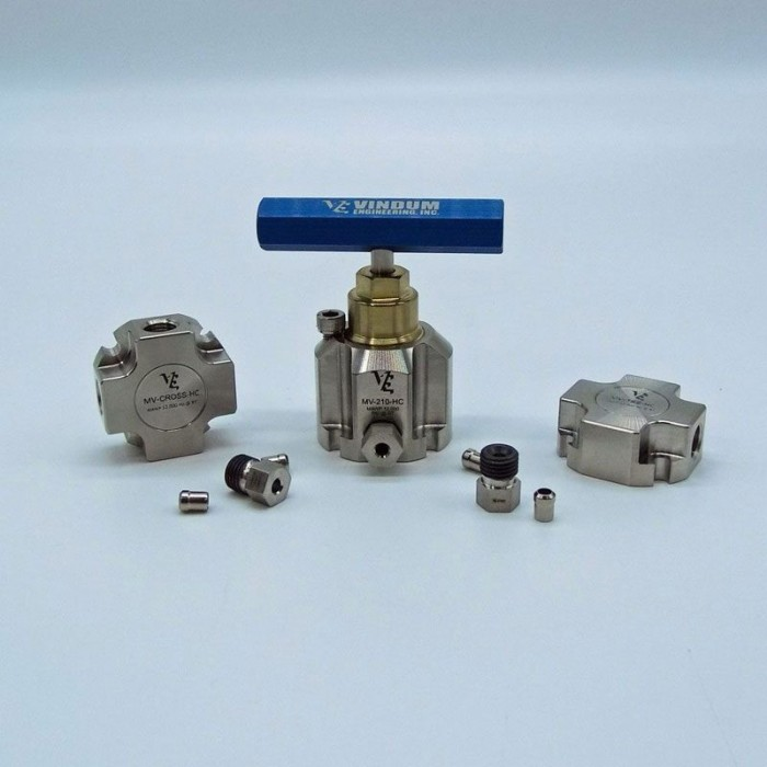 Vindum MV Connector with Fittings